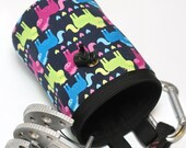 My Little Bronies Hand Crafted Chalk Bag and Belt, Rock Climbing