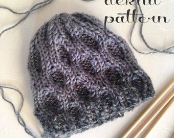 Traveling Cable Beanie