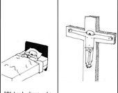 More Like Jesus CARTOON