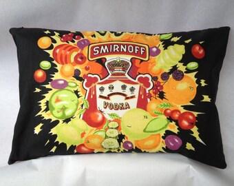 Vintage Smirnoff Cushion