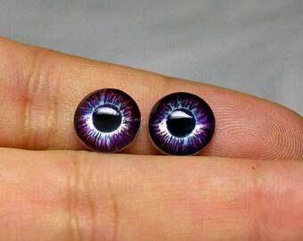 Sale! 10mm Metallic irises color Sorcery