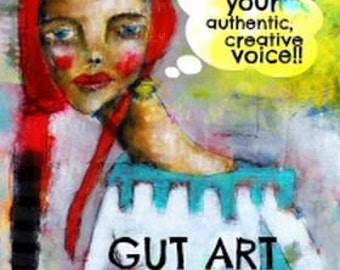 Gut Art 2014 Registration + Access Links and Passwords pdf, mixed media online art class with Mystele