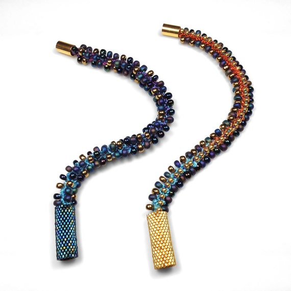 Diy Tutorial Kumihimo Bracelet Duo Amp Necklace Plus