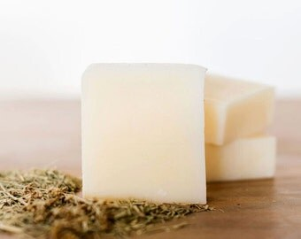 Soap Sage Lemongrass, natural soap, handmade soap, body wash, bar soap, gentle soap, natural skin care, queenofthemeadow 3.5 oz