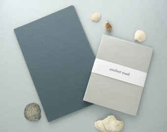 Celestial Stationery Set, Blue and Silver, Galaxy Stationery, Night Sky Stationery, Elegant Stationery, Writing Paper, Nautical Stationery