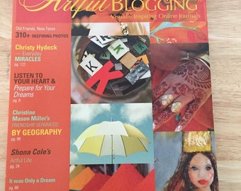 Artful Blogging Magazine by Somerset Studio Visually Inspiring Online Journals Stampington & Co.