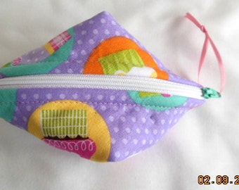 Cupcakes Coin Purse/Gift Card Holder