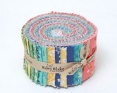 SALE CALICO DAYS Jelly Roll 2.5 inch strips fabric by Riley Blake from Lori Holt