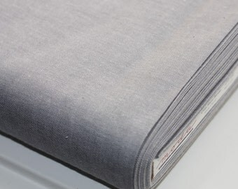 Graphite Grey Moda Cross weave by Moda Fabric 12119 52 yard fat quarter half Crossweave