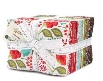 Juniper Berry (30430AB) by Basic Grey Fat Quarter Bundle - 40 FQ's
