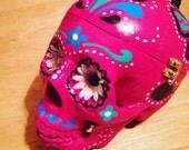 Dia de los Muertos - Sugar Skull Purse