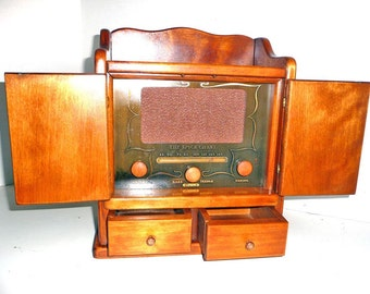 1950s Guild Spice Chest-Radio Refurbished with Warranty