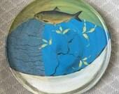 Fish Lazy Susanne