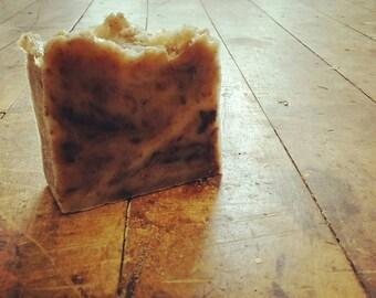 seaweed facial soap - Miso Soap
