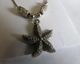 Star fish pendent