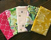 Millie Fleur Bari J for Art Gallery Fabrics 5 Piece Fat Quarter Bundle