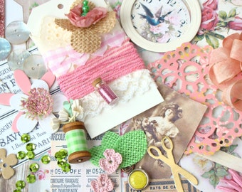 Vintage Finds Mini Embellishment Kit