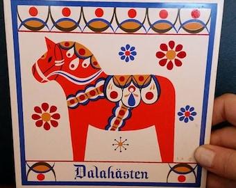 Swedish Tile Trivet