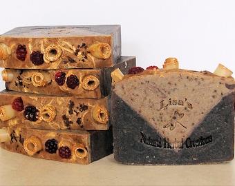 Turkish Mocha handcrafted artisan soap