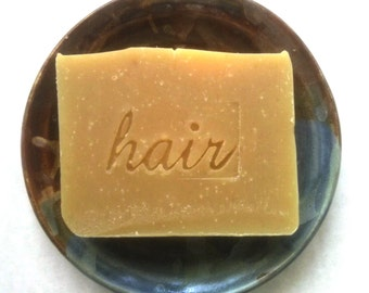Lavender Vanilla shampoo bar - vegan shampoo bar - plastic free - palm oil free - sls free - handmade shampoo bar