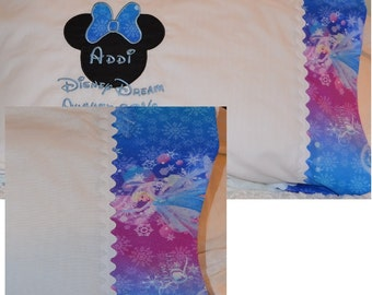 Disney Pillowcase GLOW in the DARK
