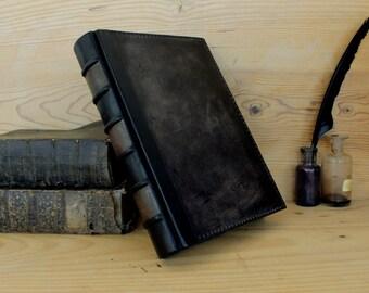 The Dark Book of Spells, Black Leather Journal