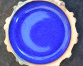 Cobalt Glazed Pottery