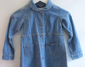 Vintage Ralph Lauren Polo Jeans Kids Dress