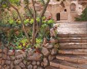 Garden Tomb - 16 x 20 - Print