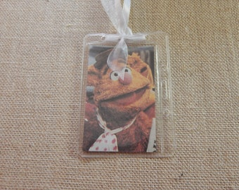 Luggage Bag Tag ID Holder The Muppets