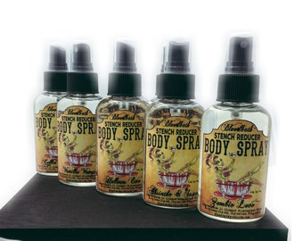 Coffin Candy Stench Reducer BODY SPRAY