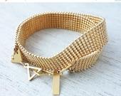 Sale 20% OFF Double Mila Bracelet, wraparound bracelet, wedding bridal accessories