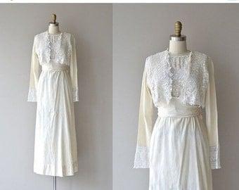 25% OFF.... Rivington House dress | 1910s lace wedding dress • Edwardian wedding dress