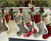 Christmas Stockings For JANUARY Shipping - Black Forest Cake Group - Rich, Decadent & Sooo Good!