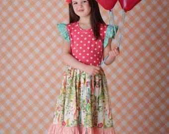 Girls Vivian Dress