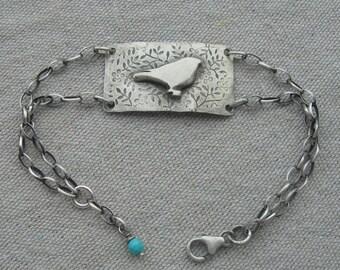 Little Bird Sterling silver Bracelet