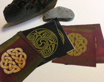 Celtic quilting fabrics