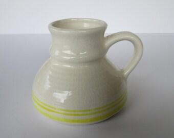 Lovely Pottery No Spill Mug