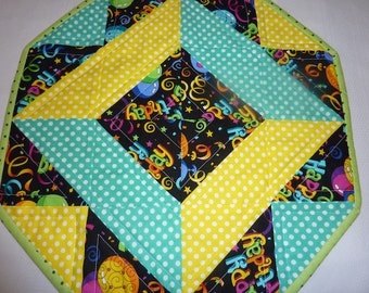 Birthday Party Table Topper