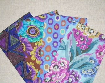 COUPON Code Sale - FAT QUARTER Bundle - B. Mably & P. Jacobs Fabrics, 100% Cotton Quilt Fabric, Quilting Fabric, Fat Qtr (#103)