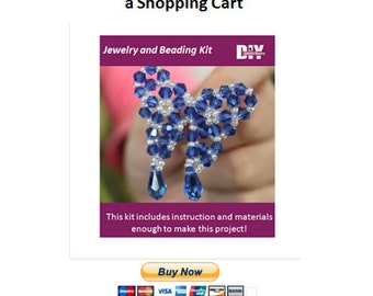 How to Turn Your Blog Into a Shopping Cart to Sell Your Handmade Jewelry Online With Ease!