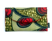 Small African Print Pouch, Gift for Her, Small Cosmetic Bag, Woman's Fashion Trend, Bridesmaid Gift, Small Bag, Evening Bag, Hostess Gift