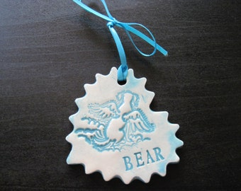 Cat or Dog Personalized Memorial Ornament