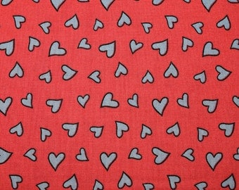 1/2 Yard of Knuffle Bunny Organic Cotton Fabric from Mo Willems for Cloud 9 Fabrics
