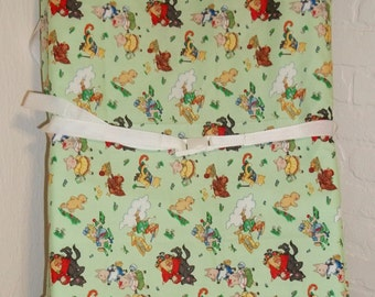 Changing Pad Covers Storybook Characters Little Red Riding Hood   Bassinet Sheet   Diaper Baby Nursery Shower Gift