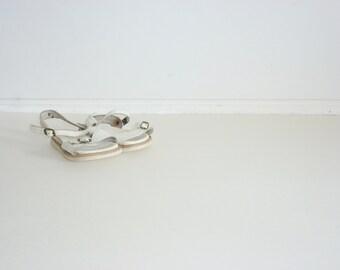 Vintage White Baby Sandals