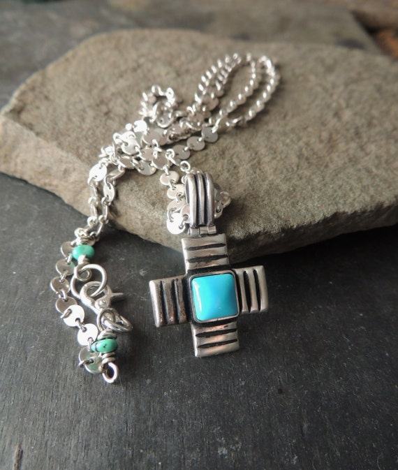 Artisan Handmade Jewelry 925 Sterling Silver Turquoise ...  |Newest Silver Artisan Jewelry