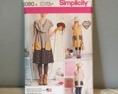 Simplicity Sewing Pattern 1080 Misses Womens Dottie Angel Dress or Tunic All Sizes XS S M L XL