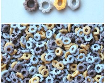 Steampunk Robot Sprinkles   4 ounces Cupcake Decorations Edible Confetti