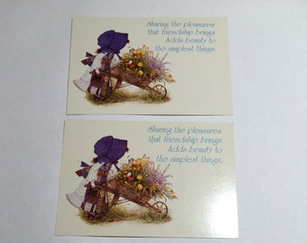 Holly Hobby Postcards